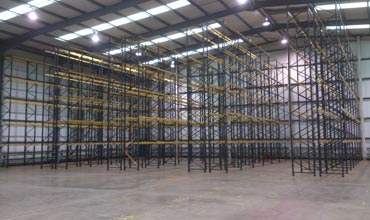 Racking Installation Services Rotherham