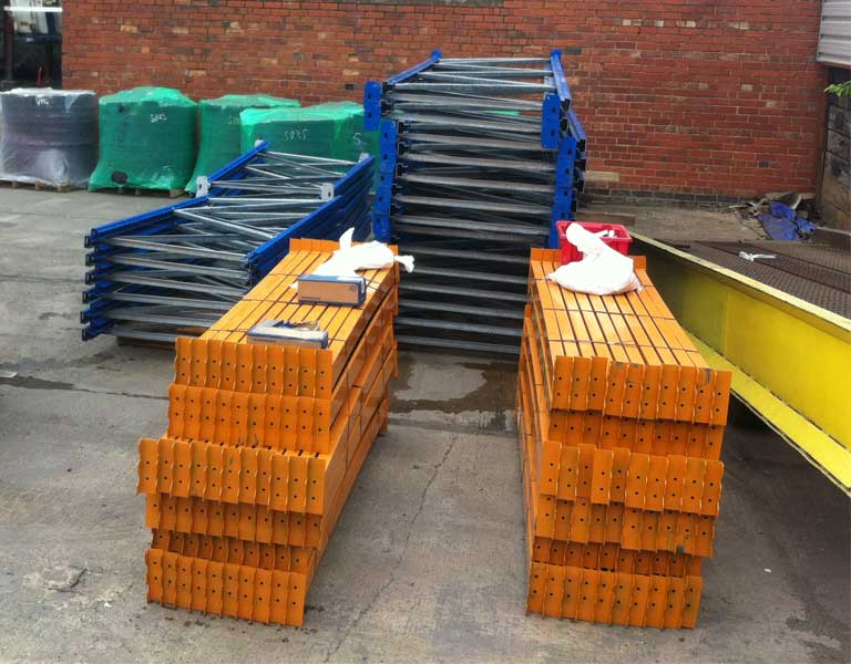 Used Pallet Racking Rotherham