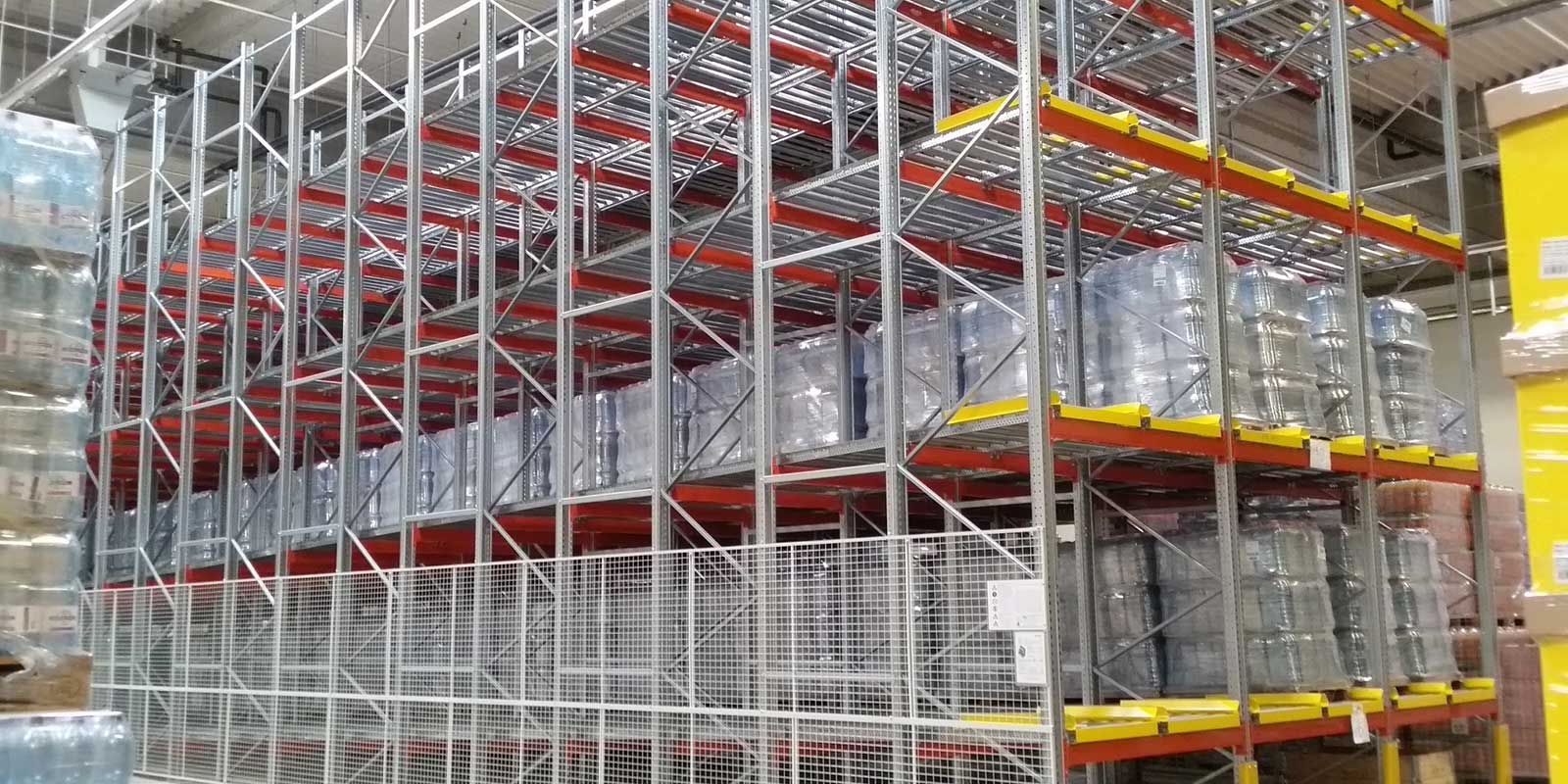 Dynamic Pallet Racking Rotherham