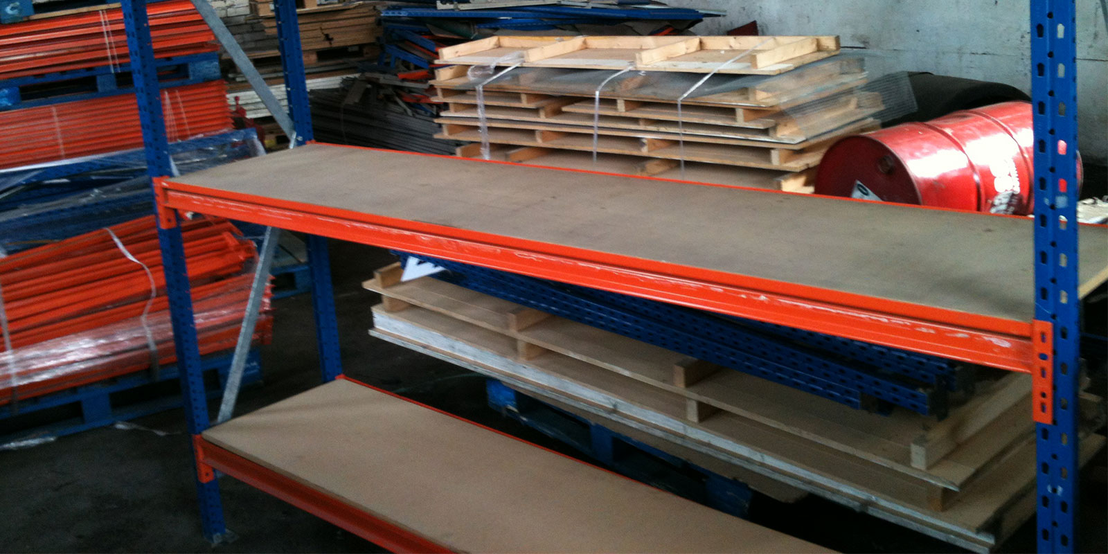 Long Span Shelving Rotherham