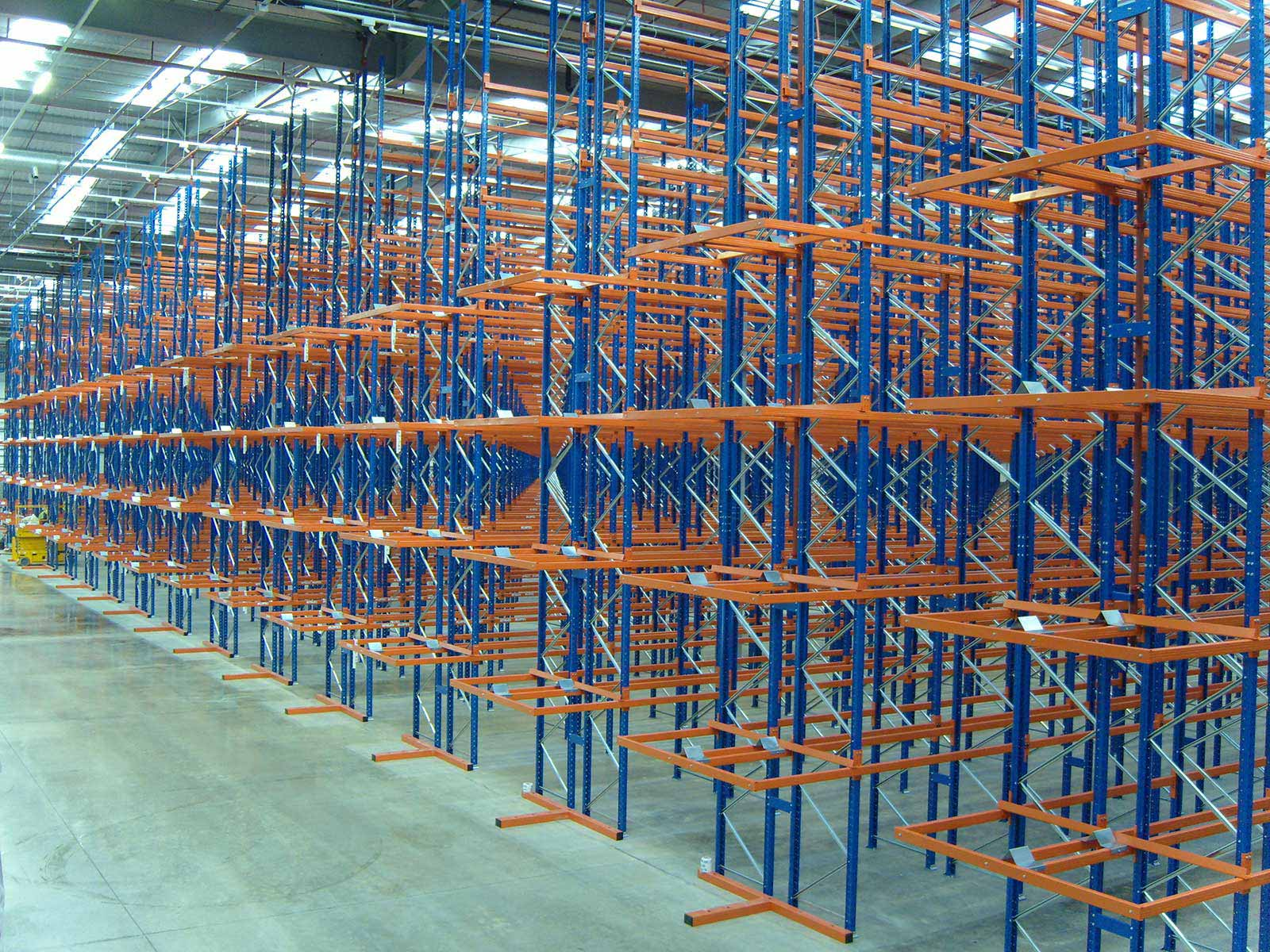 Narrow Aisle Racking Rotherham