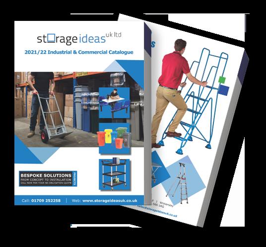 Storage Ideas UK 2021 Catalogue